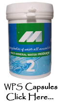 MMS2 - Water Purification Capsules - 60 (400mg)